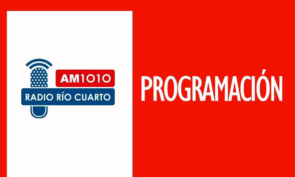 Programación 2018 | LV16 AM1010 Radio Río Cuarto
