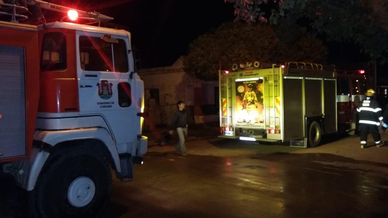 LV16.com | bomberos Alcira Gigena